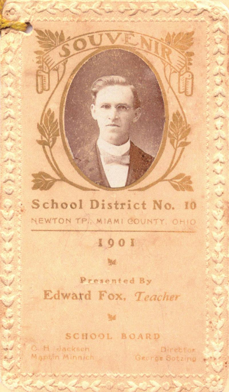 1901 Fox Teacher